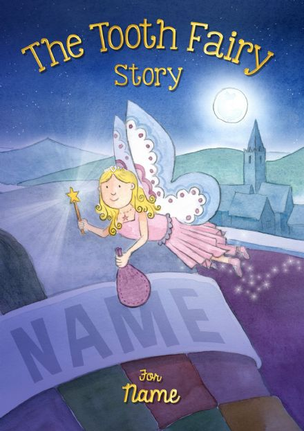 Personalised Tooth Fairy Story